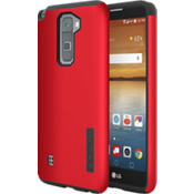 Estuche DualPro para Stylo 2 V - Color Iridescent Red/Negro