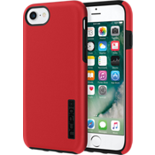 Carcasa DualPro para iPhone 8/7/6s/6 - Color Iridescent Red/Negro