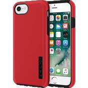Carcasa DualPro para iPhone 8/7/6s/6 - Rojo iridiscente/Negro