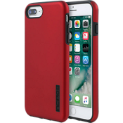 Carcasa DualPro para iPhone 8 Plus/7 Plus/6s Plus/6 Plus - Color Iridescent Red/Negro