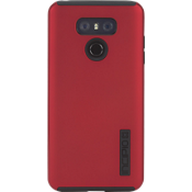 Estuche DualPro para G6 - Rojo iridiscente/Negro