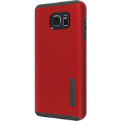 Carcasa DualPro para Samsung Galaxy Note 5 - Color Metallic Red/Negro