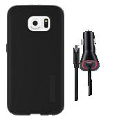 Paquete DualPro para Samsung Galaxy S 6 - Negro