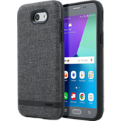 Estuche Esquire Series para el Galaxy J3 Eclipse - Gris