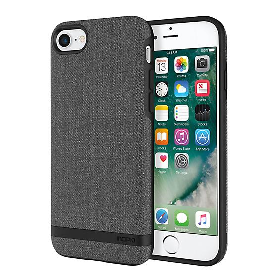 Estuche Esquire Series para iPhone 7 - Color Carnaby Gray