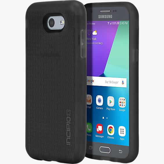 Estuche Haven para el Galaxy J3 Eclipse - Negro