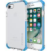 Estuche Reprieve [Sport] para iPhone 7 - Transparente/Turquesa