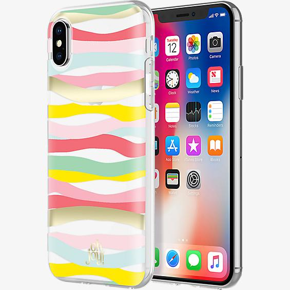 Carcasa protectora Oh Joy! X Incipio para iPhone X
