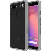 Carcasa UA Protect Verge para el Pixel 3 - Transparente/Grafito/Gunmetal