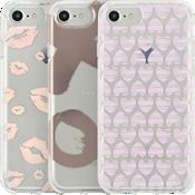 Juego de 3 estuches de regalo para iPhone 7/6s/6 para el Día de San Valentín