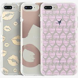 Juego de 3 estuches de regalo para iPhone 7 Plus/6s Plus/6 Plus para el Día de San Valentín