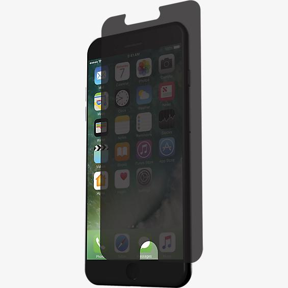 Protector de vidrio polarizado InvisibleShield para iPhone 6 Plus/6s Plus/7 Plus