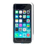 Protector de pantalla de vidrio templado Verizon para iPhone® 5/5s/5C/SE