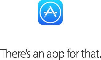 Hay una aplicación para cada cosa.