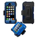 Estuche resistente OtterBox Defender Series para el iPhone 5