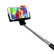 Bastón Bluetooth para selfies iPlanet - Negro