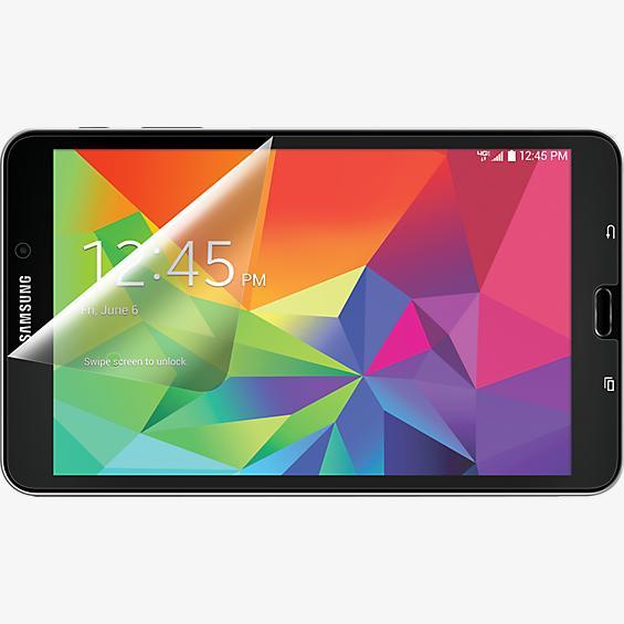 Protector de pantalla contra rayones para el Samsung Galaxy Tab 4 8.0