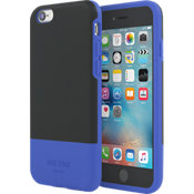 Estuche con bloques de color para iPhone 6/6s - Color Fulton Black/Azul