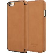 Estuche tipo folio para iPhone 6/6s - Fulton tabaco