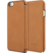 Estuche tipo folio para iPhone 6 Plus/6s Plus - Tabaco Fulton