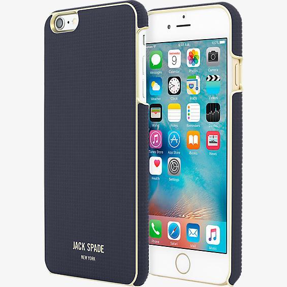 Estuche envolvente para iPhone 6 Plus/6s Plus - Varick azul marino