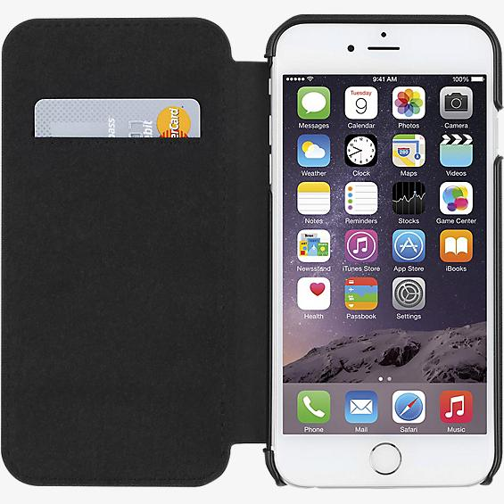 Estuche tipo folio para iPhone 6 Plus/6s Plus - Color Fulton Black