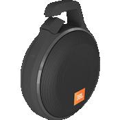Altavoz Bluetooth resistente a las salpicaduras Clip+ - Negro