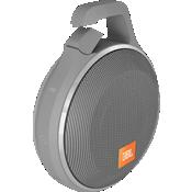 Altavoz Bluetooth resistente a las salpicaduras Clip+ - Gris