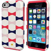 Estuche de doble capa para iPhone 5c - Deborah Bow