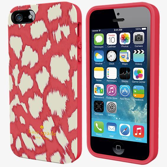 Estuche rígido flexible para iPhone 5/5s - Ekat