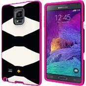 Estuche rígido flexible para Samsung GALAXY Note 4 - Lazo extragrande