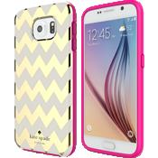 Estuche rígido flexible para Samsung Galaxy S 6 - Diseño en forma de V