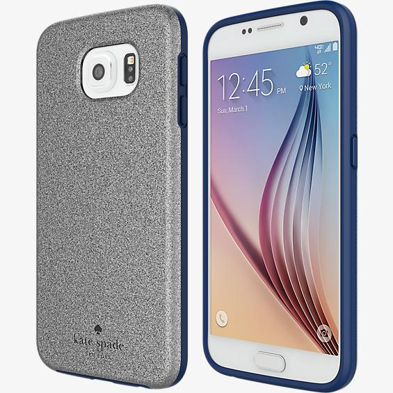 Estuche rígido flexible para Samsung Galaxy S 6 - Brillante