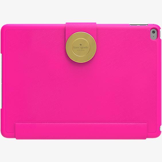 Estuche tipo folio con imán para iPad Air 2
