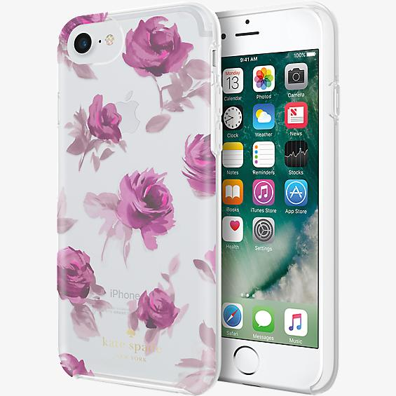Estuche protector rígido para iPhone 7 - Color Rose Symphony