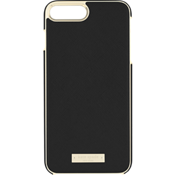 Carcasa Wrap para iPhone 8 Plus/7 Plus - Color Saffiano Black