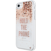 Estuche con líquido transparente y brillo para el iPhone 7 - Hold the Phone