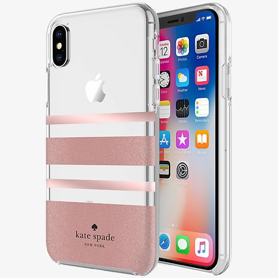 Carcasa rígida flexible para el iPhone XS/X