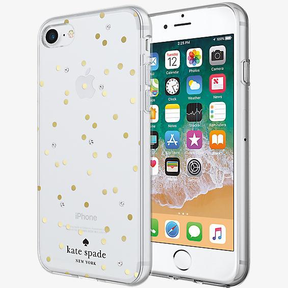 Carcasa dura flexible para iPhone 8/7
