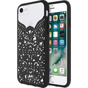 Carcasa Lace Cage para iPhone 8/7/6s/6 - color Lace Hummingbird Black/transparente