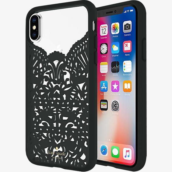 Estuche Lace Cage para iPhone X