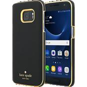 Estuche para Samsung Galaxy S7 - Color Saffiano Black
