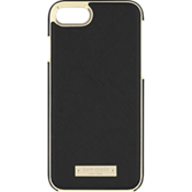 Carcasa Wrap para iPhone 8/7 - Color Saffiano Black