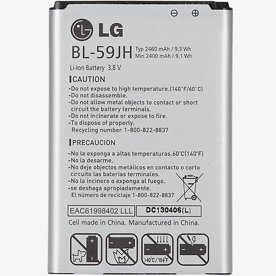 Batería estándar (2,400mAh) para Enact de LG