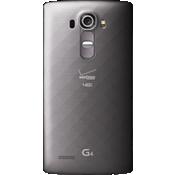 Cubierta de batería estándar para LG G4 - Negro violáceo