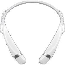 Audífono Bluetooth estéreo inalámbrico LG Tone Pro - Blanco