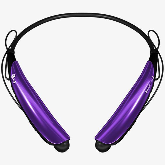 Audífono Bluetooth estéreo Tone Pro - Púrpura
