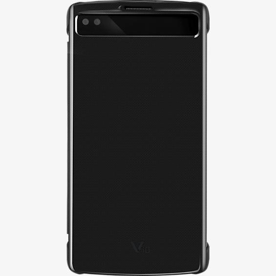 Estuche tipo folio para LG V10 - Negro