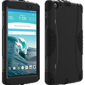 Estuche resistente para el LG G Pad X8.3 - Negro