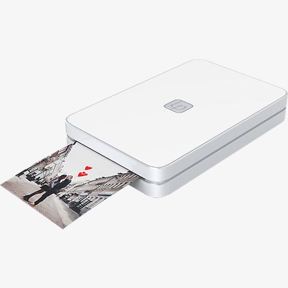 Impresora de fotos y videos 2x3 para Android y iOS